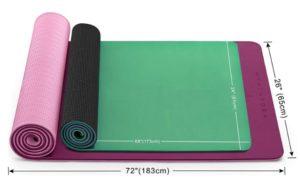 Health Yoga Premium Yoga Mat