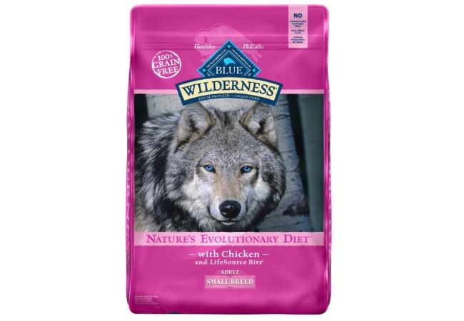 The Blue Buffalo Wilderness Small Breed Dry Dog Food