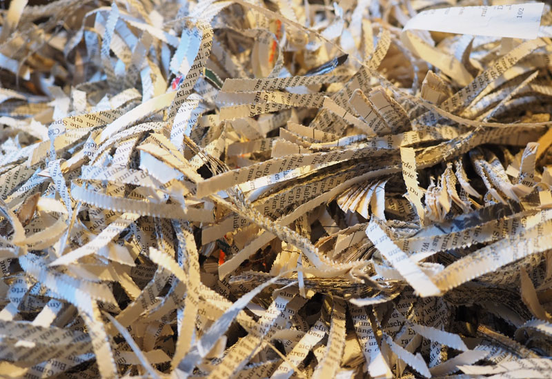How much does it cost to shred documents