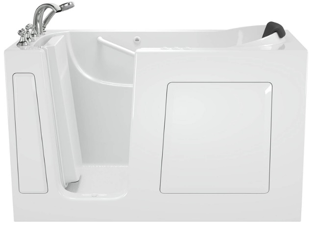 American Standard Left Hand Combo Whirlpool and Air Spa