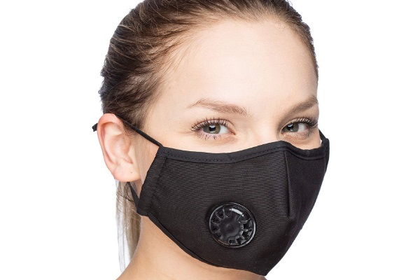 Debrief Me Dust Antipollution Breathable Respirator Mask