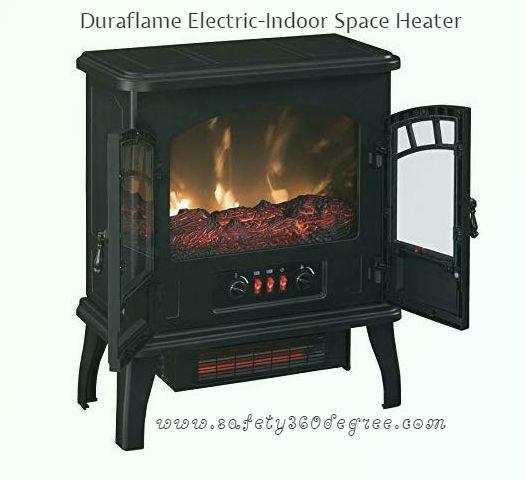 Duraflame Electric-Indoor Space Heater