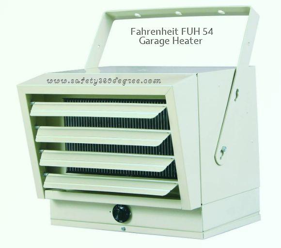 Fahrenheit FUH 54 Garage Heater