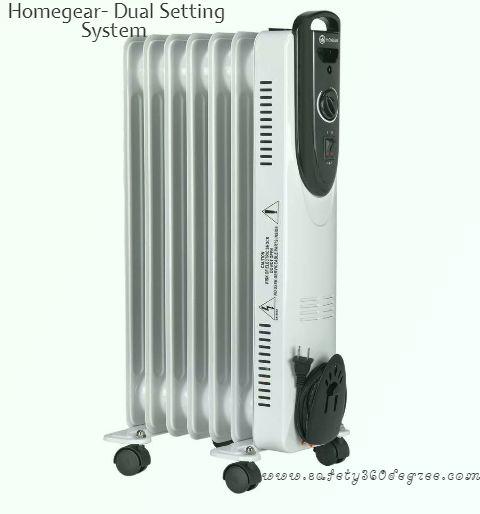 Homegear- Dual Setting System
