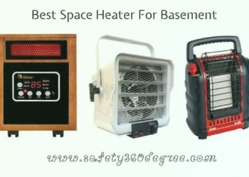 best space heater for basement