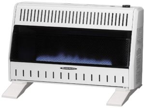 Sure Heat Blue Flame Space Heater