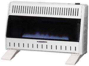 Sure Heat Blue Flame energy efficient space heaters