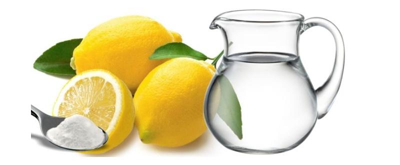 Using-Baking-Soda-and-Lemon-Juice