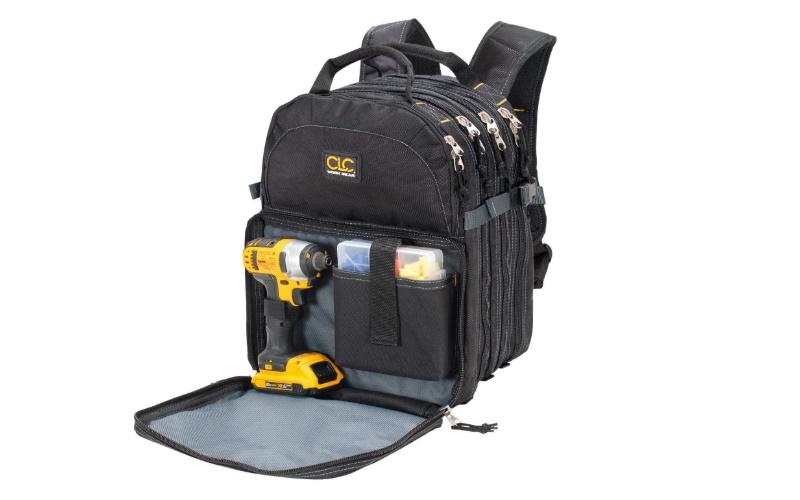CLC Custom LeatherCraft Tool Backpack