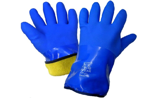Frogwear-8490-Insulated-Waterproof-Blue-Tripple-Dipped-Work-Gloves