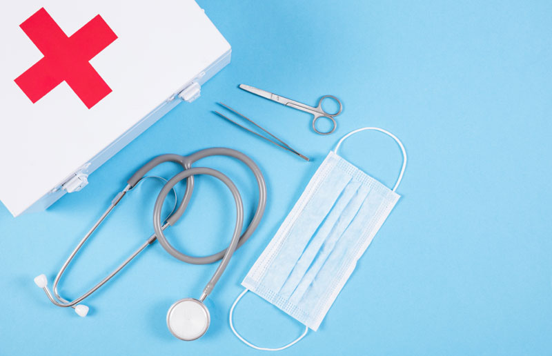 What Should Be in a First Aid Kit