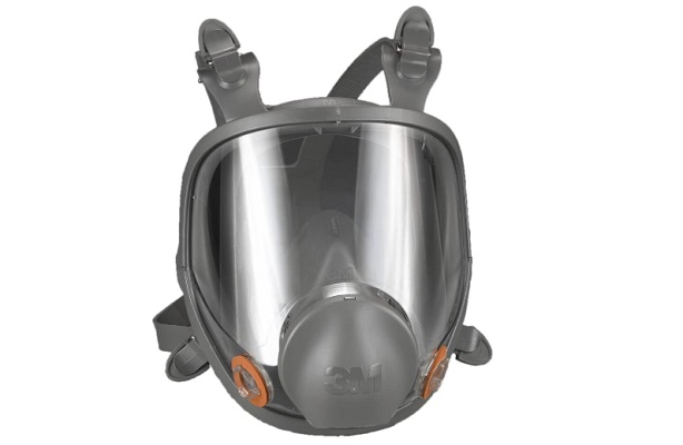 3M™ Full Facepiece Reusable Mask Respirator 6800 For Spray Painting