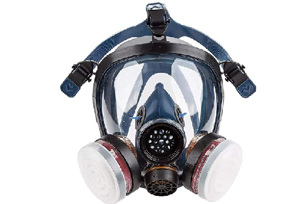 OWSOO Strong ST-S100X-3 Gas Mask Respirator For Spray Painting