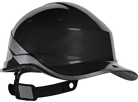 Venitex Delta Plus Diamond V Baseball Cap Style Safety Helmet Hat