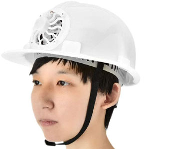 Adjustable Breathable Construction Site Hard Hat Cap Personal Protective Equipment