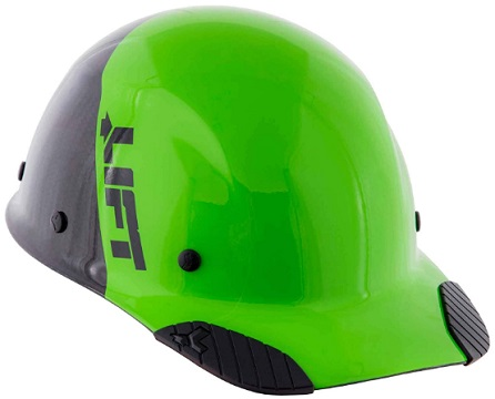 LIFT Safety DAX Fifty 50 Carbon Fiber Cap Style Hardhat