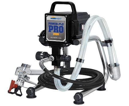 HomeRight Power Flo Pro 2800 C800879: The Airless Paint Sprayer