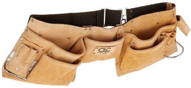 CLC Custom Leathercraft I427X Heavy Duty Contractor-Grade Tool belt