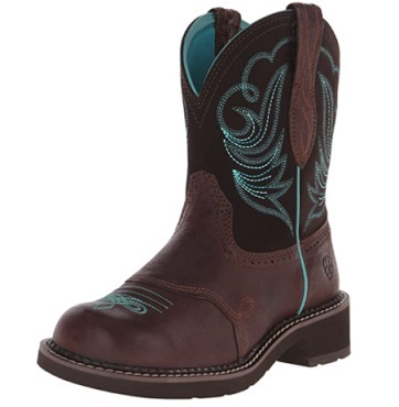ARIAT Women's Fatbaby Western Boot - comfortable womens dress shoes