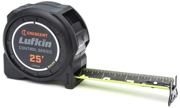 Crescent Lufkin - how to read a tape measure