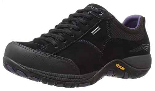 Dansko Paisley Womens Waterproof Walking Shoes For Travel