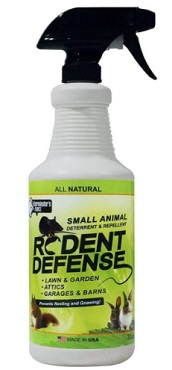 Exterminators Choice Small Animal Protection Rodent Defense Repellent for Rodents, how to get rid of roaches overnight