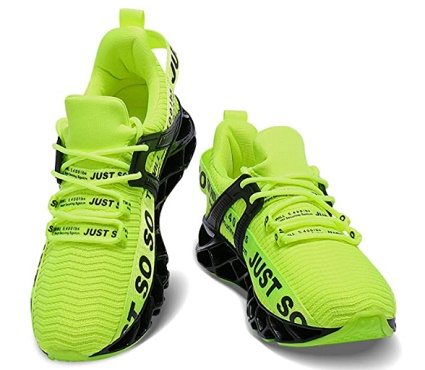 JSLEAP Mens Running Shoes