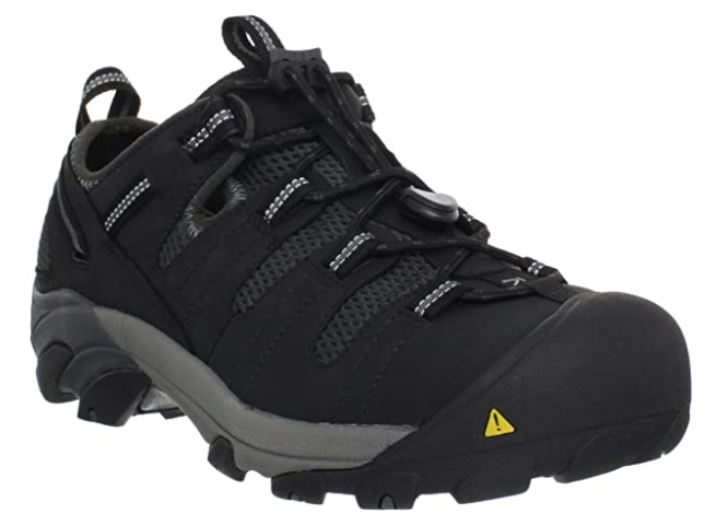 KEEN Utility Men's Atlanta Cool-M Industrial Shoe