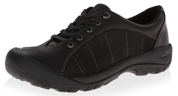 KEEN Presidio Women's Waterproof Walking Shoes For Travel