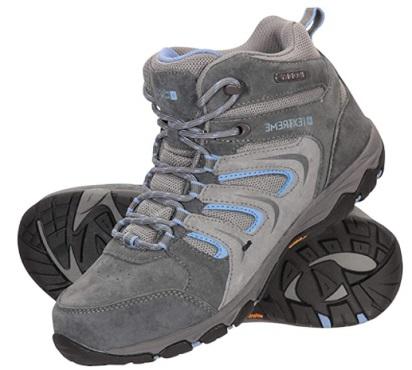 Mountain Warehouse Aspect Best Womens Waterproof Walking Shoes For Travel