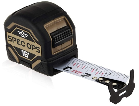 Spec Ops Tools 16-Foot Tape Measure
