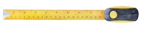 dual unit measuring tape