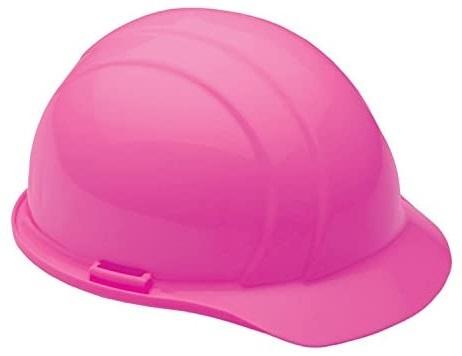 ERB 19769 Americana Cap Style Pink Hard Hats