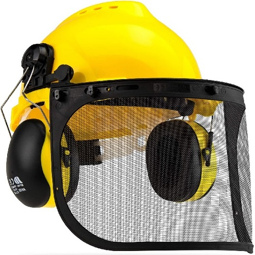 NEIKO 53880A 5-in-1 Forestry Safety Helmet