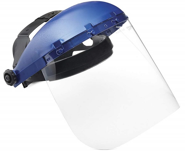 Sellstrom-39210 Single Crown Safety Face Shield
