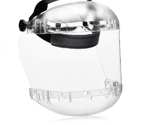 Sellstrom Dual Crown Safety Face Shield
