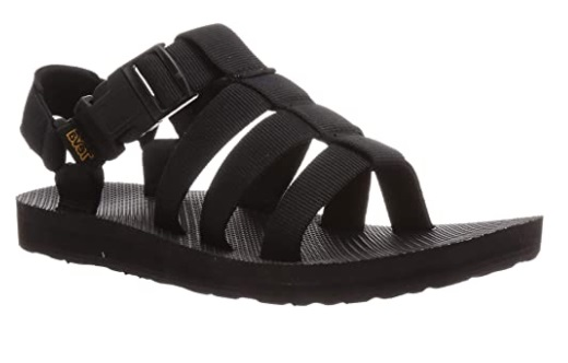 Teva Women's Heels Open Toe Sandals