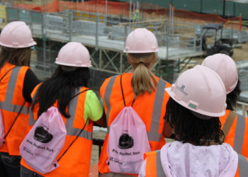Best Pink Hard Hats