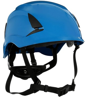 3M SecureFit Construction safety helmets