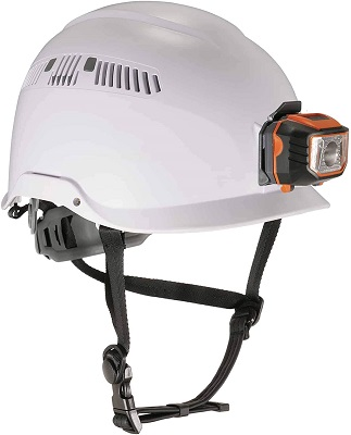 Ergodyne Skullerz 8975LED Class C Safety Helmet