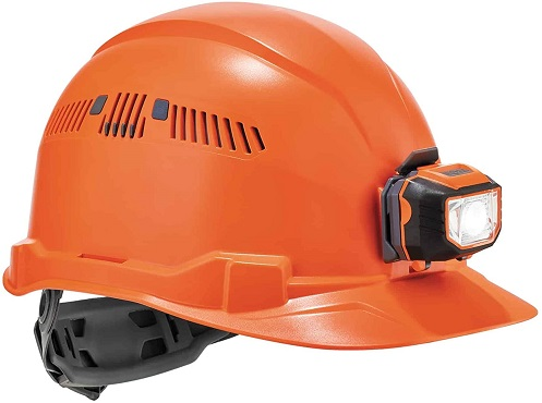 Vented Hard Hat