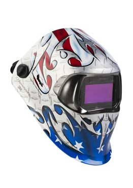 3M Speedglas 100 Cool welding helmets