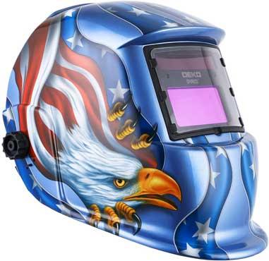 DEKOPRO Cool welding helmets