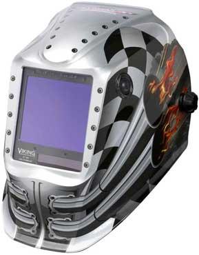 Lincoln Electric K3100-4 VIKING 3350 Auto Darkening Welding Helmet