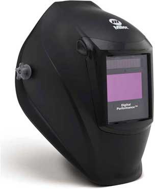 Miller Electric 282000 Digital Performance Auto Darkening Welding Helmet