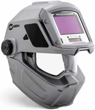 Miller Electric T94 Welding Helmet, Auto-Darkening Type