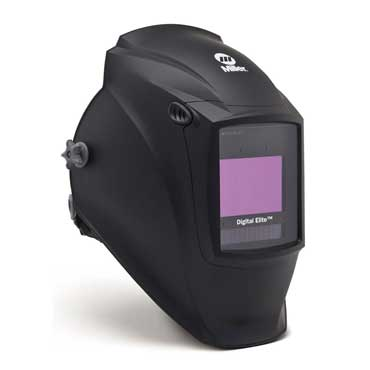 Miller 281000 Digital Elite Black Helmet with ClearLight Lens