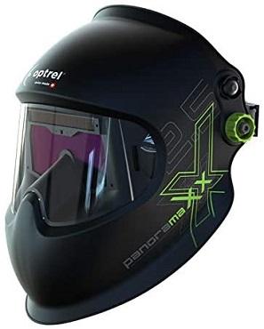 Optrel Panoramaxx Auto Darkening Helmet Black