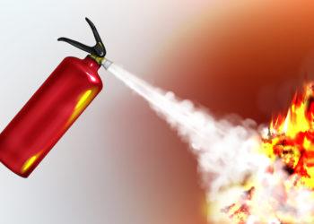 Fire Extinguisher Work Process